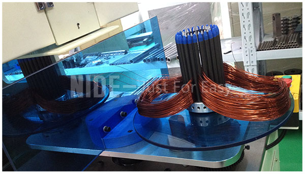 automatic stator coil winding machine coil winder